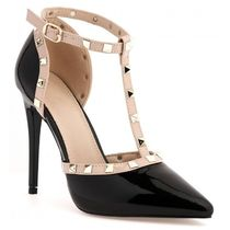 Little Mistress Casual Style Pin Heels Party Style Elegant Style Glitter