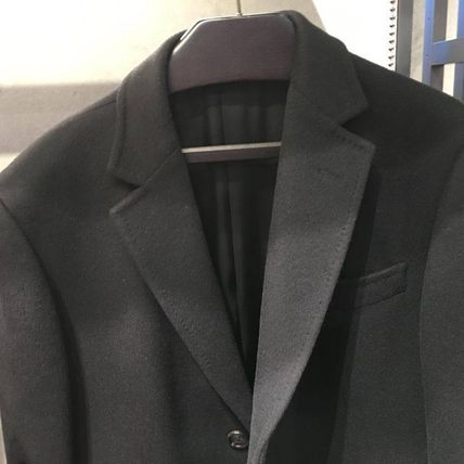 GUCCI Wool Chester Coats