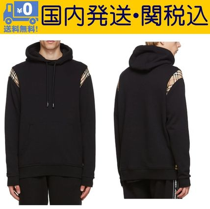 Burberry Hoodies Long Sleeves Luxury Hoodies