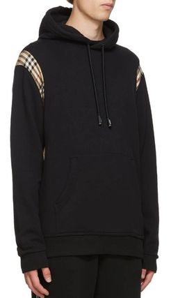 Burberry Hoodies Long Sleeves Luxury Hoodies 3