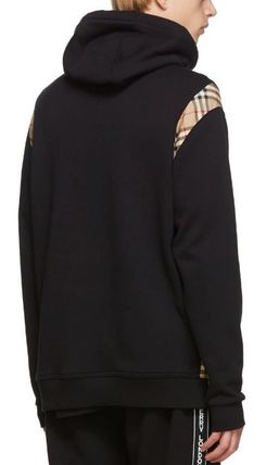 Burberry Hoodies Long Sleeves Luxury Hoodies 4