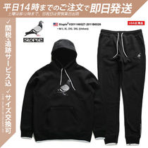 Staple Unisex Street Style Oversized Co-ord Sweats Two-Piece Sets