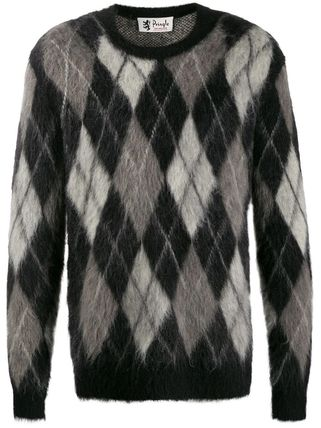 Pringle Of Scotland Sweaters Street Style Long Sleeves Sweaters 3