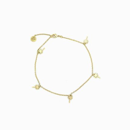 Ron Herman Tropical Patterns Unisex Street Style Anklets