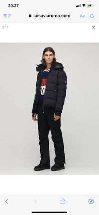 MONCLER GRENOBLE Jackets
