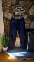 drew house More Jeans Unisex Street Style Cotton Jeans 4