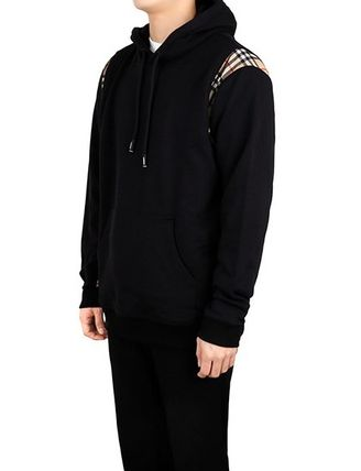 Burberry Hoodies Street Style Plain Logo Luxury Hoodies 3