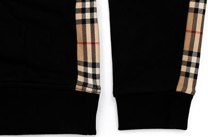 Burberry Hoodies Street Style Plain Logo Luxury Hoodies 6