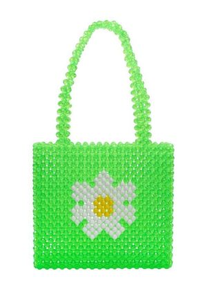 Flower Patterns Handmade Totes