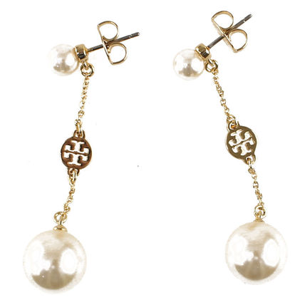 Tory Burch Chain Party Style Earrings