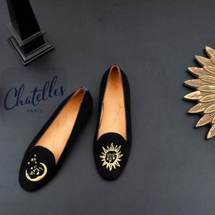 Round Toe Rubber Sole Casual Style Other Animal Patterns