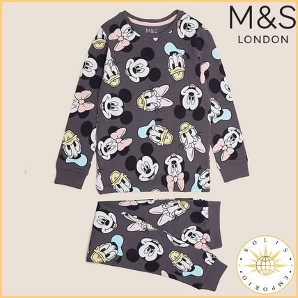 Marks&Spencer Collaboration Co-ord Kids Girl Roomwear