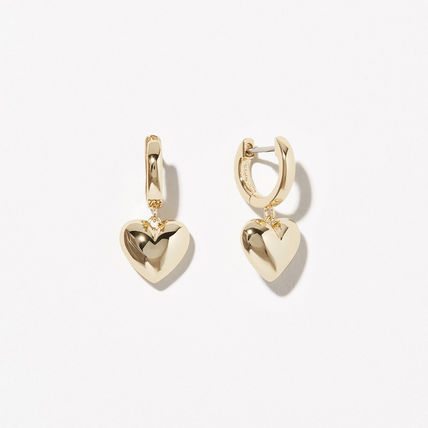 Casual Style Party Style Brass 14K Gold Elegant Style
