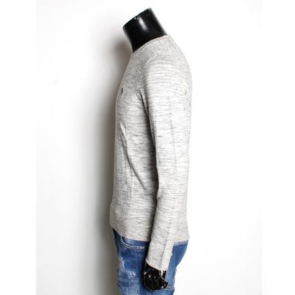 Abercrombie & Fitch Sweaters Crew Neck Long Sleeves Surf Style Sweaters 3