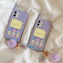 Heart Silicon iPhone 8 iPhone 8 Plus iPhone X Shearling