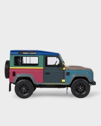 Paul Smith Street Style Collaboration Play Vehicles & RC