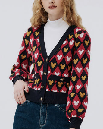 Casual Style Other Animal Patterns Jackets