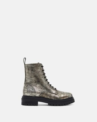 minelli Mountain Boots Casual Style Other Animal Patterns