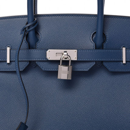 HERMES Birkin Collaboration Plain Bags