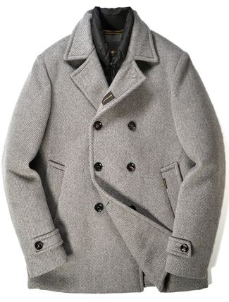 Cashmere Down Jackets