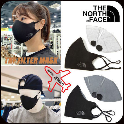 THE NORTH FACE Unisex Street Style Logo Face Masks