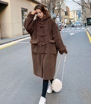 Office Style Formal Style  Duffle Coats