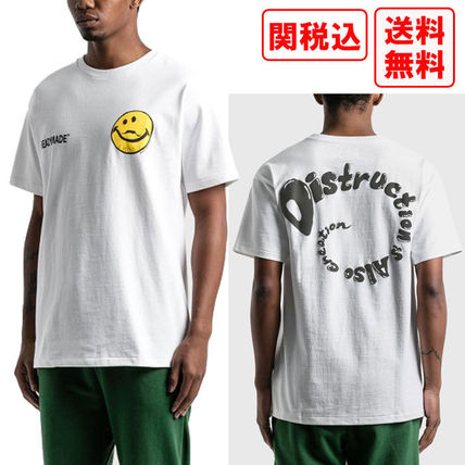 More T-Shirts Unisex Street Style Cotton T-Shirts