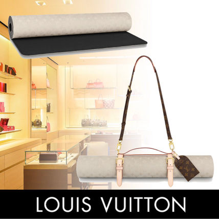 Louis Vuitton Yoga Mat