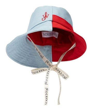 Unisex Blended Fabrics Bucket Hats Keychains & Bag Charms