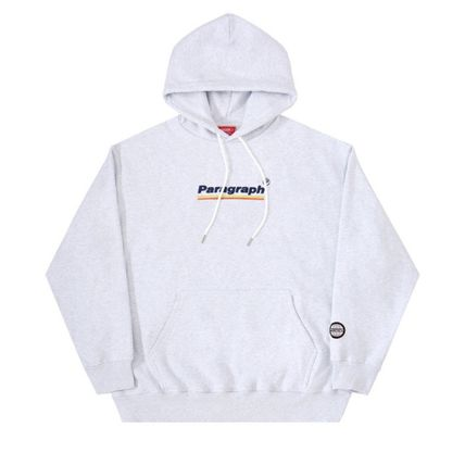 Paragraph Hoodies Unisex Street Style Long Sleeves Cotton Oversized Hoodies 6