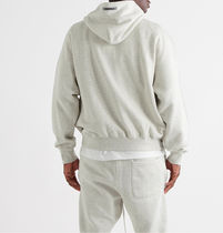 FEAR OF GOD Hoodies Pullovers Unisex Street Style Long Sleeves Cotton Oversized 7