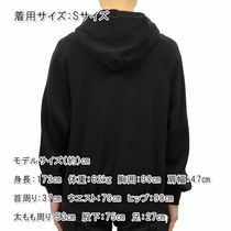 FEAR OF GOD Hoodies Pullovers Unisex Street Style Long Sleeves Cotton Oversized 15
