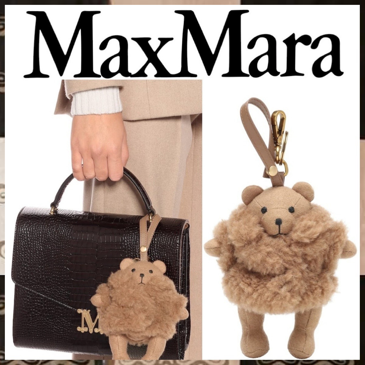 shop maxmara wallets & card holders