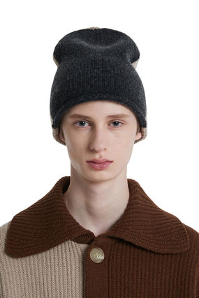 TRUNK PROJECT ★Trunk Project★Colorblock Cashmere Beanie