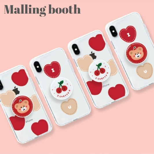 shop malling booth accessories