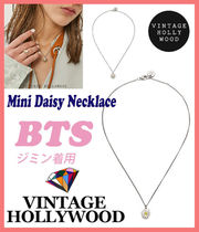 VINTAGE HOLLYWOOD Casual Style Unisex Street Style Necklaces & Pendants