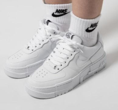 Nike AIR FORCE 1 Casual Style Unisex Street Style Low-Top Sneakers