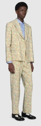 GUCCI Gucci Liberty Floral Wool Tailored Pant
