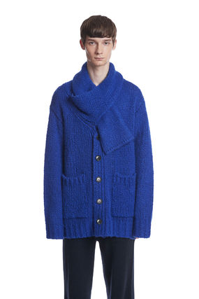 TRUNK PROJECT ★Trunk Project★Mohair Scarf Cardigan