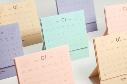 Icy Color Stationery