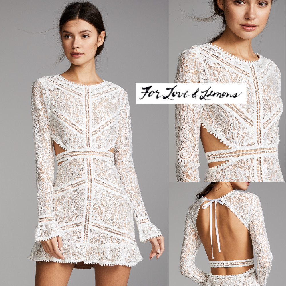 shop for love & lemons clothing