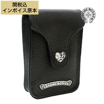 CHROME HEARTS Unisex Leather Wallets & Card Holders