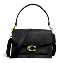 Coach Tabby Casual Style 2WAY Plain Leather Party Style Office Style