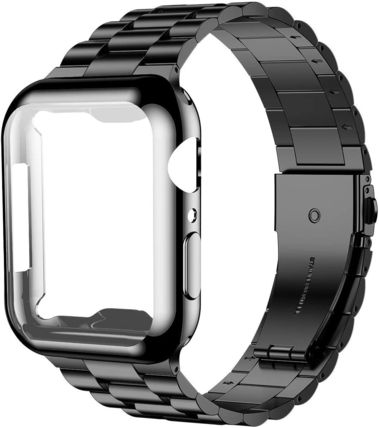 Stainless Co-ord Apple Watch Belt Watches