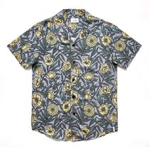 TCSS Button-down Street Style Short Sleeves Surf Style Shirts