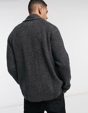 Hollister Co. Cardigans Street Style Plain Front Button Cardigans 3