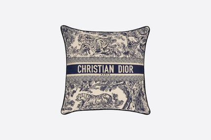 Christian Dior Small Square Cushion