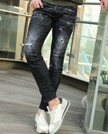 D SQUARED2 More Jeans Unisex Street Style Jeans 3