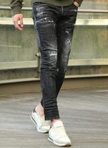 D SQUARED2 More Jeans Unisex Street Style Jeans 4