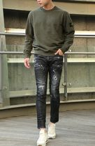 D SQUARED2 More Jeans Unisex Street Style Jeans 6